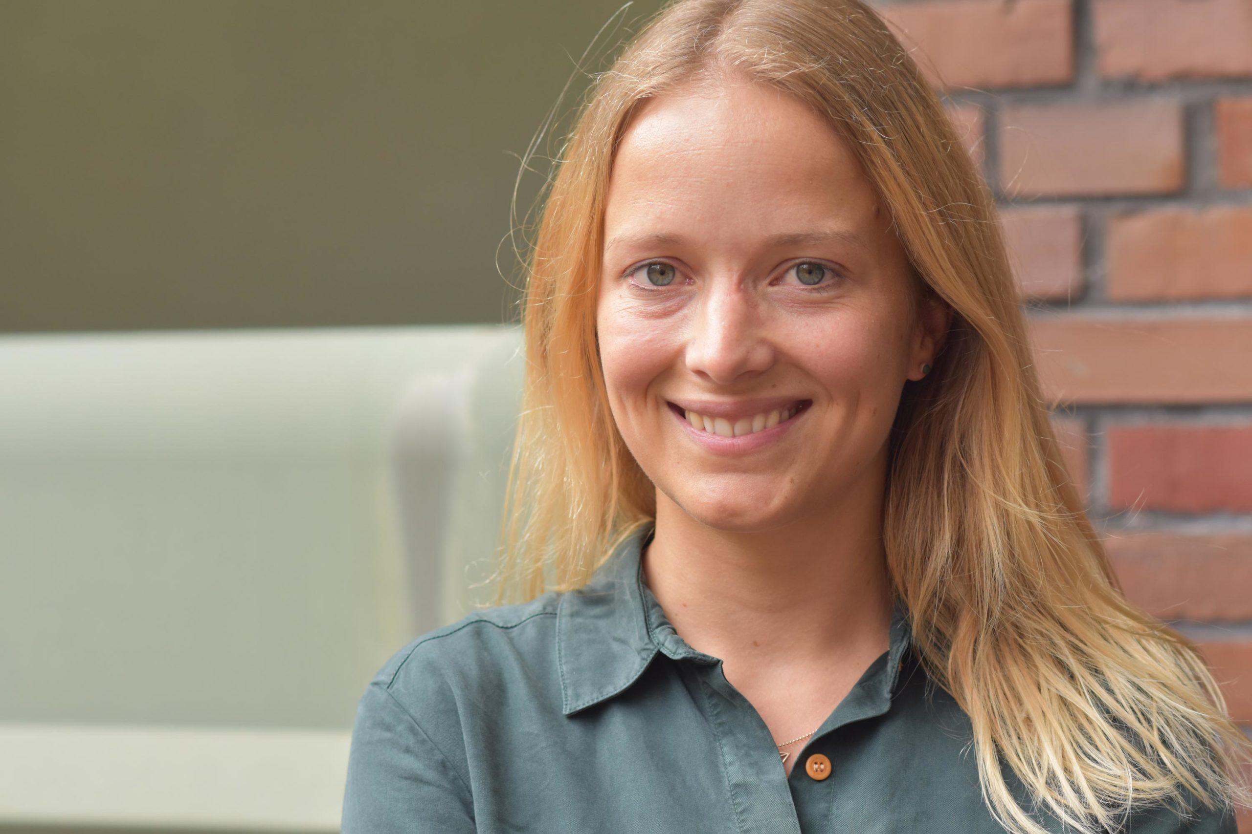 Anne Lamp gründet mithilfe von Calls for Transfer ein Startup